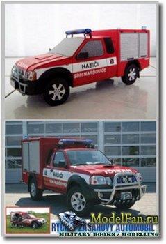 PMHT 4 (Papírové Modely Hasičské Techniky) - RZA Nissan ...