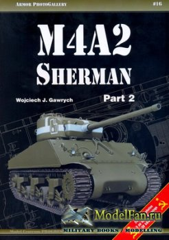 Armor PhotoGallery #16 - M4A2 Sherman (Part 2)