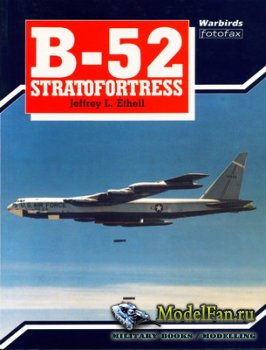 Arms and Armour Press - Warbirds Fotofax - B-52 Stratofortress