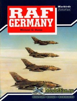 Arms and Armour Press - Warbirds Fotofax - RAF Germany