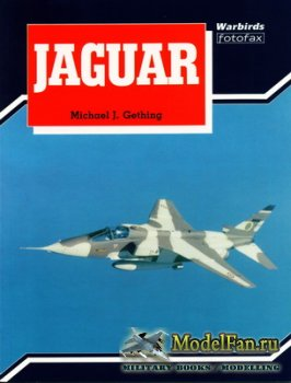 Arms and Armour Press - Warbirds Fotofax - Jaguar
