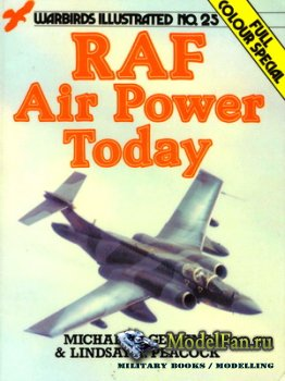 Arms and Armour Press - Warbirds Illustrated №25 - RAF Air Power Today