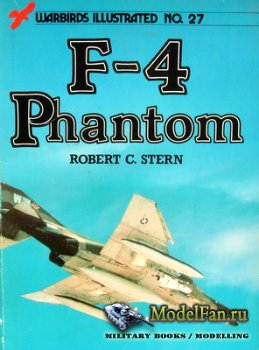 Arms and Armour Press - Warbirds Illustrated №27 - F-4 Phantom