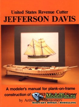 United States Revenue Cutter Jefferson Davis 1853 (Arthur C. Montgomery)