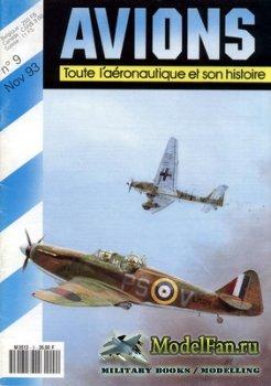 Avions №9 (Ноябрь 1993)