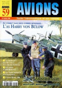 Avions №59 (Февраль 1998)