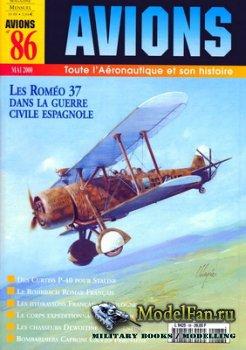 Avions №86 (Май 2000)