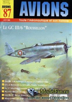 Avions №87 (Июнь 2000)