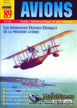 Avions №89 (Август 2000)