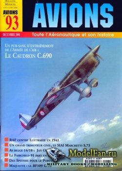 Avions №93 (Декабрь 2000)