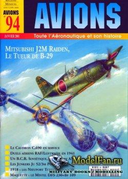 Avions №94 (Январь 2001)