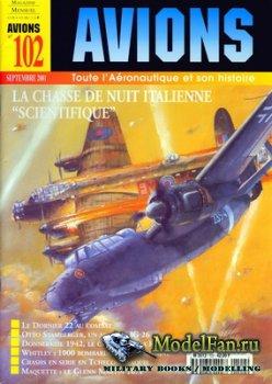 Avions №102 (Сентябрь 2001)