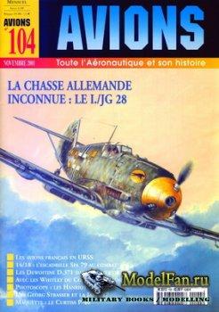 Avions №104 (Ноябрь 2001)