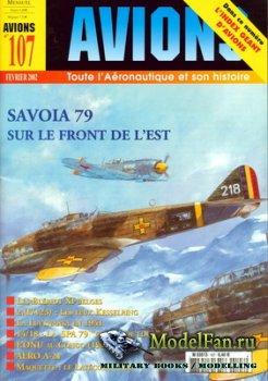 Avions №107 (Февраль 2002)