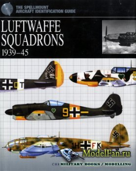 Luftwaffe Squadrons 1939-45 (Chris Bishop)