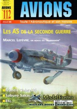 Avions №112 (Июль 2002)
