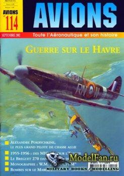 Avions №114 (Сентябрь 2002)
