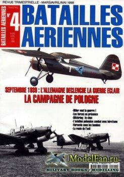 Batailles Aeriennes №4 - La Campagne de Pologne