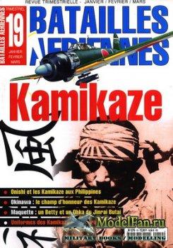 Batailles Aeriennes №19 - Kamikaze