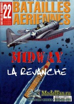 Batailles Aeriennes №22 - Midway (La Revanche)