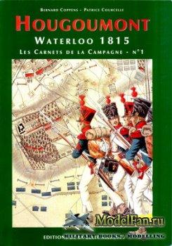 Waterloo 1815, Les Carnets de la Campagne №1 - Hougoumont