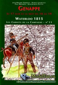 Waterloo 1815, Les Carnets de la Campagne №11 - Genappe