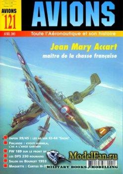 Avions №121 (Апрель 2003)