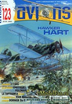 Avions №123 (Июнь 2003)