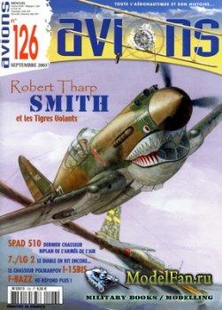 Avions №126 (Сентябрь 2003)