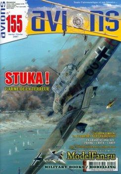 Avions №155 (Январь/Февраль 2007)