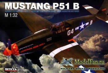 Betexa - P-51B Mustang