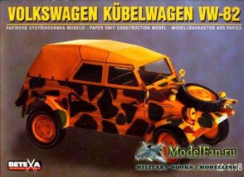 Betexa - Volkswagen Kuebelwagen VW-82