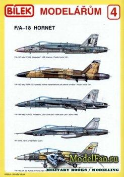 Bilek Modelarum 4 - F/A-18 Hornet