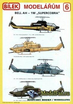 Bilek Modelarum 6 - Bell AH-1W