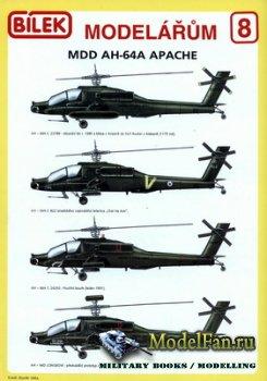 Bilek Modelarum 8 - MDD AH-64A Apache