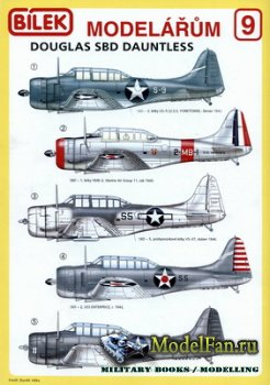 Bilek Modelarum 9 - Douglas SBD Dauntless