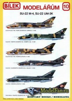 Bilek Modelarum 10 - SU-22 M-4, SU-22 UM-3K