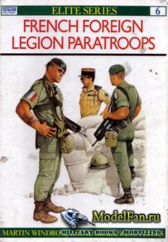 Osprey - Elite 6 - French Foreign Legion Paratroops