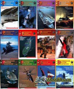 Зарубежное военное обозрение за 1998 год