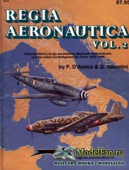 Squadron Signal (Specials Series) 6044 - Regia Aeronautica Vol. 2 (1943-194 ...