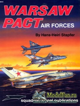 Squadron Signal (Specials Series) 6054 - Warsaw Pact Air Forces