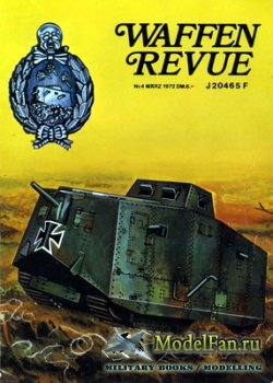 Waffen Revue Nr.4 1972