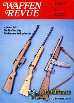 Waffen Revue Nr.71 1988