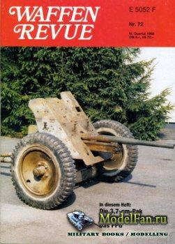 Waffen Revue Nr.72 1988