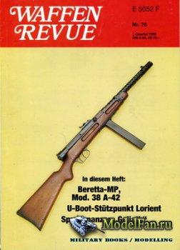 Waffen Revue Nr.76 1990