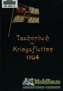 Taschenbuch der Kriegsflotten 1904 (Bruno Weyer)