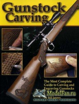 Gunstock Carving (Bill Janney)