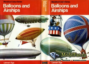 Blandford Press - Balloons and Airships (Lennart Ege)
