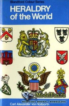 Blandford Press - Heraldry of the World (Carl Alexander von Volborth)
