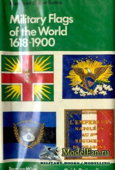 Blandford Press - Military Flags of the World 1618-1900